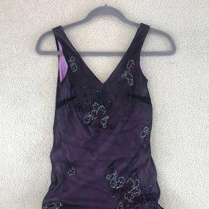 Sue Wong Silk Dress